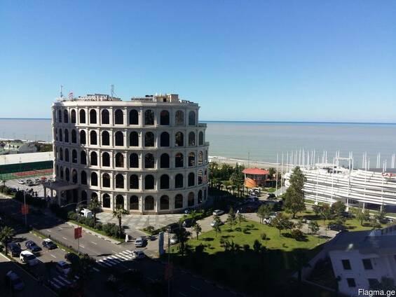 Двухместный номер с видом на море - Rock Hotel First Line