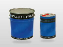 Эпоксидные наливные полы Helltech floor 3025 self levelling