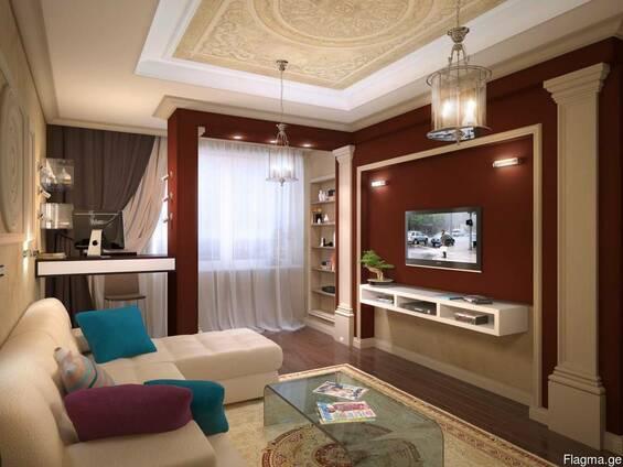Качественные ремонты под ключ квартир в Батуми