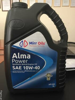 Mirr alma super plus 10w40