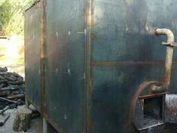 Печь углевыжигательная