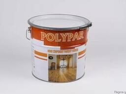 Polypar Стекловидный /Паркетный лак для деревянного паркета