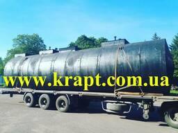 Резервуар для хранения нефтепродуктов подземный
