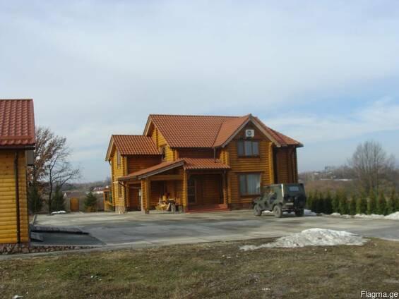 Сруб-деревянные дома