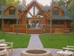 Строительство деревянных домов, срубов. - фото 4