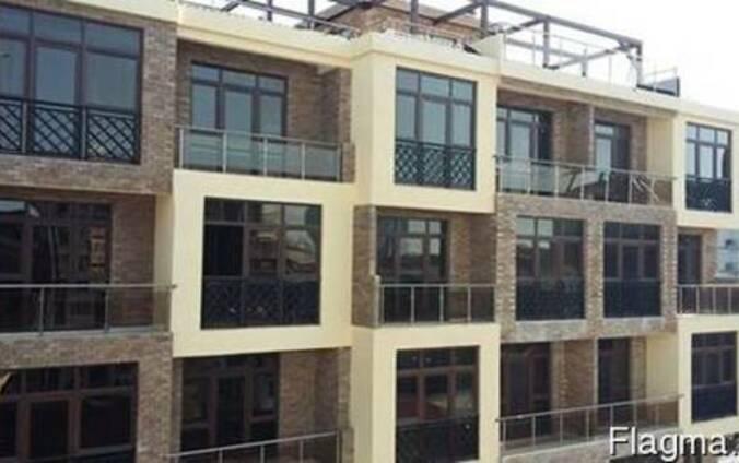 Завершенный проект элитного дома в Батуми