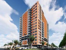 2-комнатная квартира в Батуми возле моря за 13299$