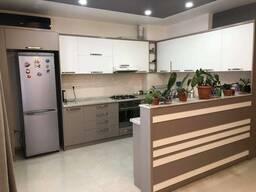4-комнатная квартира 115,8 кв. м. с ремонтом и мебелью
