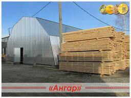 Ангары полигональные для деревообрабатывающей отрасли - фото 3