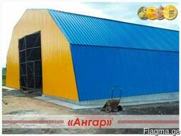 Ангары / склады / цеха / СТО/ зернохранилища - фото 3