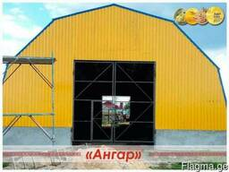 Ангары / склады / цеха / СТО/ зернохранилища - фото 5