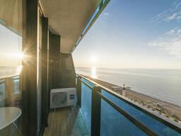 Апартамент с прямым видом на море