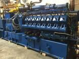 Б/У газовый двигатель MWM TBG 620, 1995 г. ,1 052 Квт. - photo 3