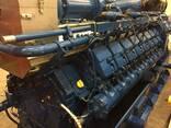Б/У газовый двигатель MWM TBG 620, 1995 г. ,1 052 Квт. - photo 8