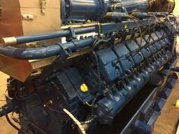 Б/У газовый двигатель MWM TBG 620, 1995 г. ,1 052 Квт. - фото 8