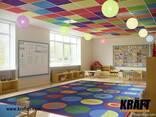 Дизайнерские подвесные потолки KRAFT от производителя - photo 5
