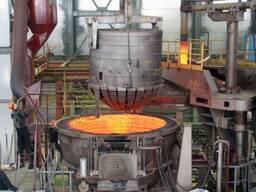 Дуговая сталеплавильная печь ДСП-0,5