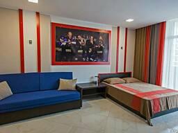 Двухместный номер с видом на море - Rock Hotel First Line - фото 4