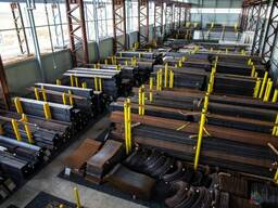 Экспортируем металлопрокат в Грузию