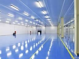 Эпоксидные наливные полы Helltech floor 3025 self levelling - фото 2