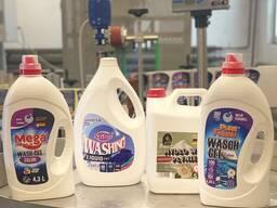 Гель для стирки Washing gel Pure fresh Universal 6l