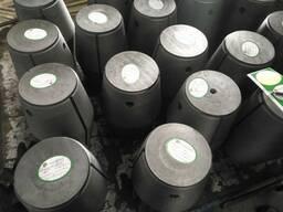 Графитированные электроды диамерты 100-700mm дешевые цены - фото 3