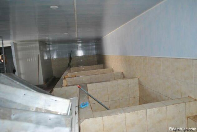 Холодильно-складское предприятие около моря