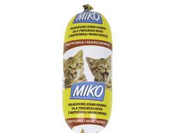 Колбаса для кошек Miko