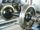 Колесные пары для шахтных электровозов - фото 1