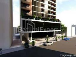 Квартира 49 м² - улица Хайдара Абашидзе, Батуми