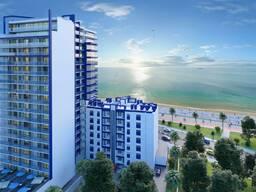 Продажа квартиры в Батуми кв. 37.21м Вид на горы Черный каркас этаж 5