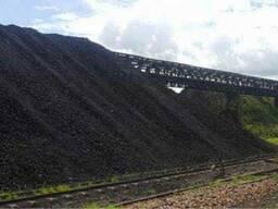Марганцевая кусковая руда Mn 46%
