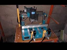 მეტალოპლასმასის დანადგარები металопласмасовые стонки pvc - photo 2