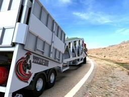 Мобильные бетонные заводы M-Royal 150
