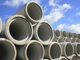 Оборудование для производства бетонных труб,колец. новое, БУ