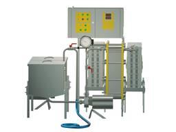 Пастеризатор для производства сыра и сливок 3 т/ч УЗМ-3, 0П