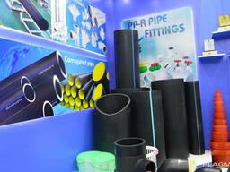 Пластиковые и фаянсовые изделия
