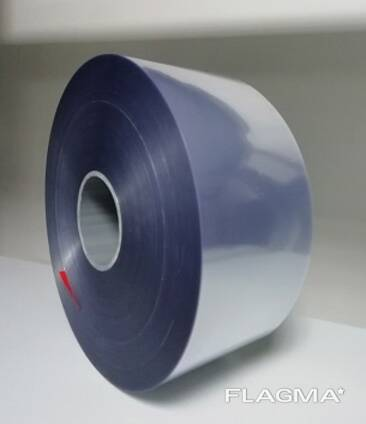 Пленка ПВХ ТУ для изготовления термоусадочных колпачков