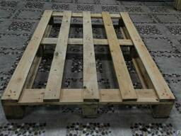 Поддоны, паллеты деревянные 1200х800, 1200х1000