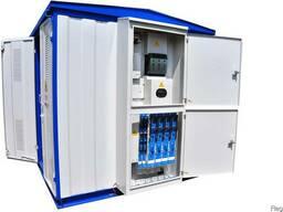 Подстанции трансформаторные комплектные тупиковые – КТП