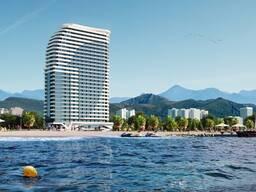 Продается апартаменты с панорамними видоми на море