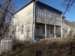 Продается двухэтажный дом в деревне