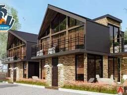 Продается земельный участок с проектом в Кобулети