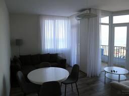 Продаётся 2-х комнатная квартира с прямым видом на горы, в Батуми.