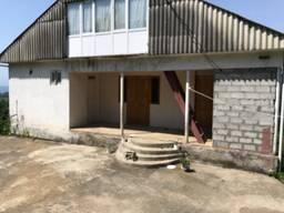 Продаётся дом в Чакви 143 кв. м. , с видом на море 15 км. от Батуми.