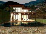 Продаётся VIP вилла с видовым бассейном в пригороде Батуми - фото 2