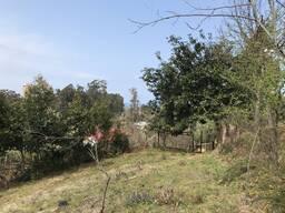 Продаётся земля в Чакви, 2000 кв. м. , 28$ за кв. , видно море.