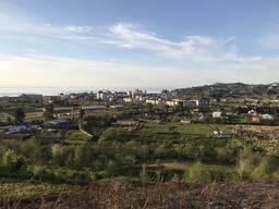 Продаётся земля 2800 кв. м. , с видом на море, Батуми.