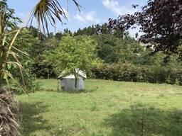 Продаётся земля 30$ за кв. , 700 метров от моря, в Чакви.