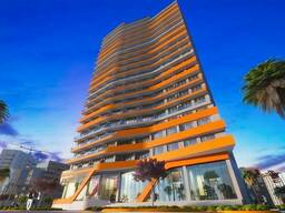 Проект в Батуми «next orange» в 200-т метрах от побережья